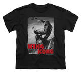 Youth: King Kong - Planes Poster T-shirts