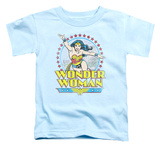 Toddler: Wonder Woman - Star Of Paradise Island Shirts