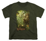 Youth: The Hobbit - In The Woods T-shirts