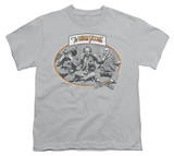 Youth: The Three Stooges - Monkey See T-Shirt