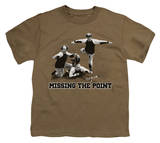 Youth: The Three Stooges - The Point T-shirts