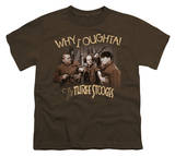 Youth: The Three Stooges - Why I Oughta T-shirts