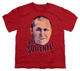 Youth: The Three Stooges - Why Soitenly T-Shirt