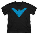 Youth: Batman - Nightwing Symbol T-shirts