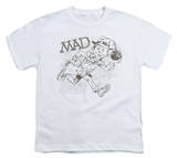 Youth: Mad Magazine - Sketch T-Shirt
