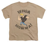 Youth: Johnny Bravo - Whoa Momma T-shirts