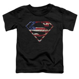 Toddler: Superman - Super Patriot T-shirts