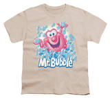 Youth: Mr Bubble - Modern Bubble T-shirts