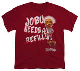 Youth: Major League - Jobu Needs A Refill Shirt