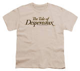Youth: Tale Of Despereaux - Logo Vêtements