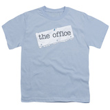 Youth: The Office - Paper Logo Shirts