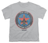 Youth: Top Gun - Flight School Logo T-shirts