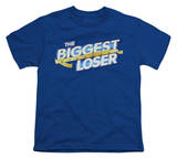 Youth: Biggest Loser - New Logo T-shirts