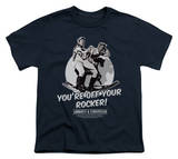Youth: Abbott & Costello - Off Your Rocker T-shirts
