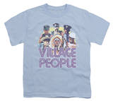 Youth: The Village People - Group Shot T-shirts
