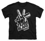 Youth: The Voice - Blake Logo T-Shirt