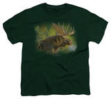 Youth: Wildlife - Crisp Fall Morning T-Shirt