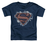 Toddler: Superman - Storm Cloud Supes T-Shirt