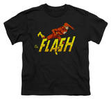 Youth: The Flash - 8 Bit Flash T-Shirt
