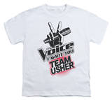 Youth: The Voice - Team Usher T-shirts