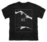 Youth: E.T. - Simple Poster T-shirts