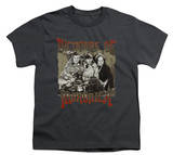 Youth: The Three Stooges - Moronica T-shirts