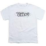 Youth: The Office - Circled Logo T-Shirt