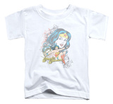 Toddler: Wonder Woman - Wonder Scroll T-shirts