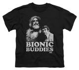 Youth: The Six Million Dollar Man - Bionic Buddies T-Shirt