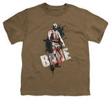Youth: Dark Knight Rises - Bane Splatter T-shirts