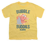 Youth: Mr Bubble - Bubble Buddies T-shirts