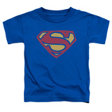 Toddler: Superman - Super Rough T-Shirt