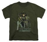 Youth: The Hobbit - Kili T-Shirt