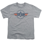Youth: Top Gun - Star Logo T-shirts