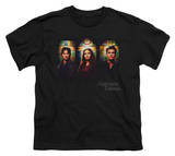 Youth: The Vampire Diaries - Stained Windows T-shirts