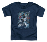 Toddler: The Flash - Ride The Lightning T-Shirt