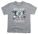 Youth: The Village People - Ameri Men T-shirts