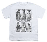 Youth: The Village People - Panels T-shirts