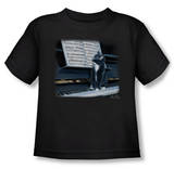 Toddler: Wildlife - Kitten On The Keys T-shirts