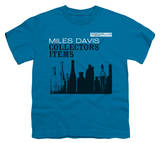 Youth: Miles Davis - Collector's Items T-Shirt