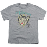 Youth: Puss N Boots - Cats Pajamas Shirts