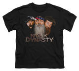 Youth: The Three Stooges - Nyuk Dynasty 2 T-shirts