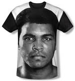 Youth: Muhammad Ali - Face It T-shirts