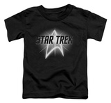 Toddler: Star Trek - Glow Logo T-shirts