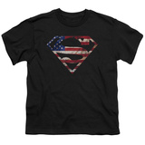 Youth: Superman - Super Patriot T-Shirt