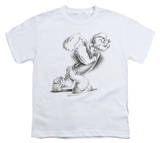 Youth: Popeye - Here Comes Trouble T-Shirt