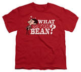 Youth: Mr Bean - What You Bean Shirts