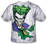 Youth: Batman - Laugh Clown Laugh T-shirts
