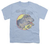 Youth: Jurassic Park - More Tourists T-shirts