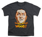 Youth: The Three Stooges - Woob Woob Woob T-Shirt